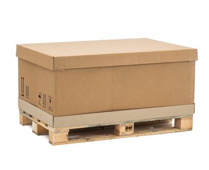 cajas con palet